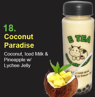18 Coconut Paradise