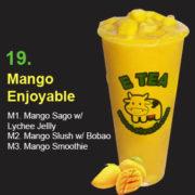 19 Mango Enjoyable