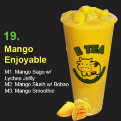 19 Mango Enjoyable
