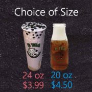 Choice of Size